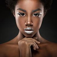 Maquillaje de Piel Negra y Mixta