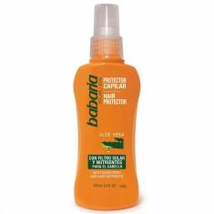 Protection Solaire Cheveux à l'Aloé Vera - 100ml