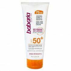 Crema Solar Antiedad SPF 50