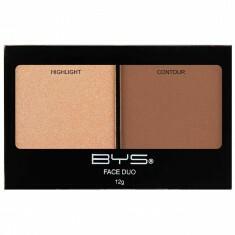 Palette Duo Highlighter & Bronzer