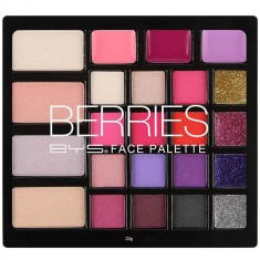 Palette Full Make-up Berries vue 1