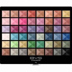 Paleta de sombras 48 colores Metálicas