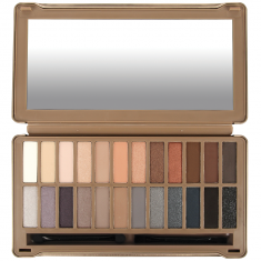 Paleta de Maquillaje Nude Exposed 24 Sombras abierta