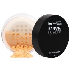 Polvos Sueltos de Banana visto abierto