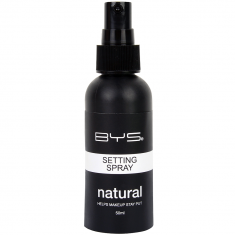 Spray Fijador de maquillaje Acabado Natural